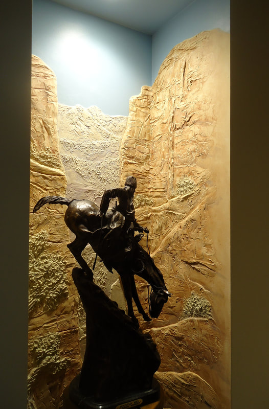SCULPTED RELIEF ART ON WALLS - Ongoing Projects & Blog